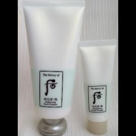 Sữa rửa mặt Whoo Brightening Cleansing Foam dưỡng trắng da