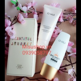 Set OHUI Perfect Sun Black SPF50/PA++++