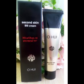 Kem nền che khuyết điểm Ohui Second Skin BB Cream SPF 37/ PA++