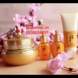 Kem Massage Whoo Gongjinhyang Nok Yong Chống nhăn, chống lão hóa